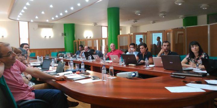Reunión de socios del Proyecto EUROAGE en A Guarda