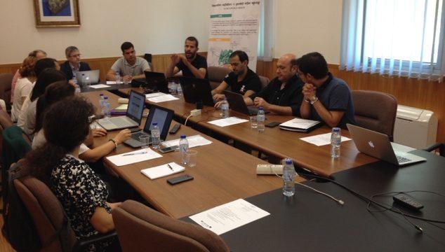 Reuniões do consórcio EuroAGE em Coimbra sobre apoio a idosos com baixo grau de dependência