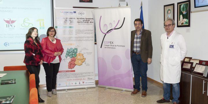 Investigación colaborativa con el Colegio Oficial de Psicólogos de Extremadura