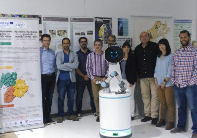 Reunión de seguimiento de EUROAGE en Castelo Branco