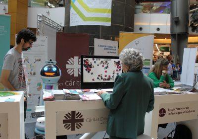 Participação do Projecto EuroAGE na Praça Vida+