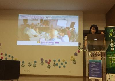 Conferencia de la Dra. Vila Chã sobre actividad física y envejecimiento activo