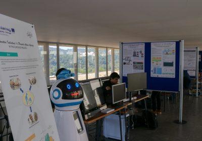 """Participação do Projeto EuroAGE no evento público """"Investigação no DEEC – Open Day"""""""