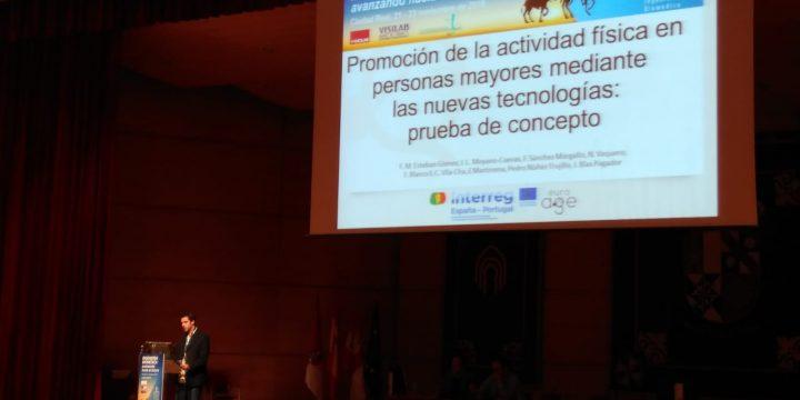 Presentación de comunicaciones en el Congreso Anual de la Sociedad Española de Ingeniería Biomédica (CASEIB) de Ciudad Real