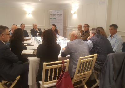 El Cluster de la Salud reúne a sus asociados en el marco del Proyecto EUROAGE