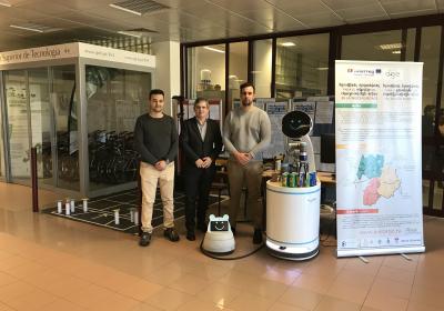 Projeto EuroAGE na Semana de Engenharia do Instituto Politécnico de Castelo Branco