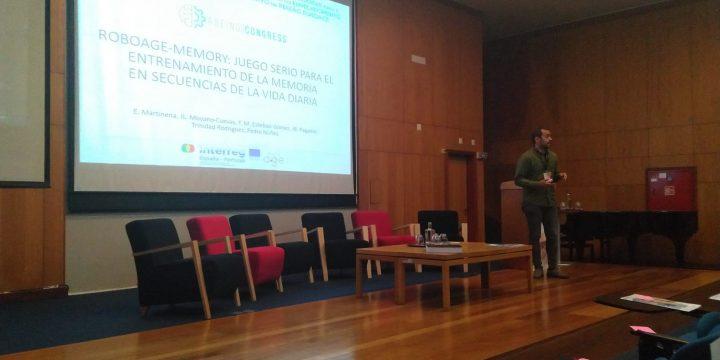 Euroage presente en el Congreso de Envejecimiento de Coimbra (Ageing Congress 2019)