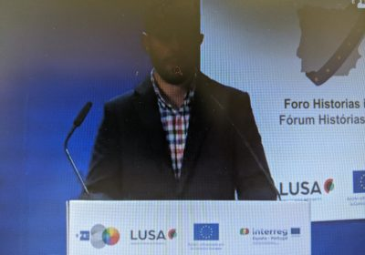 """Difusión de Euroage en el Foro """"Historias Ibéricas de Cohesión"""""""
