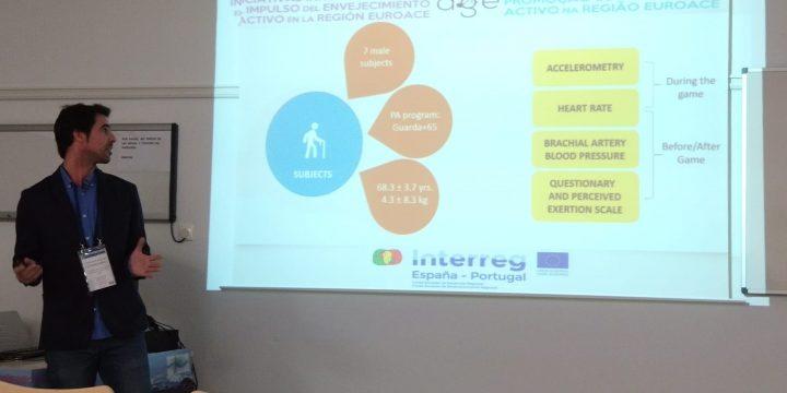 Juegos Serios en el Congreso  de la Sociedad Española de Ingeniería Biomédica